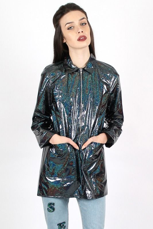 17 Radically Stylish Raincoats That'll Actually Get You Excited About These Spring Showers
