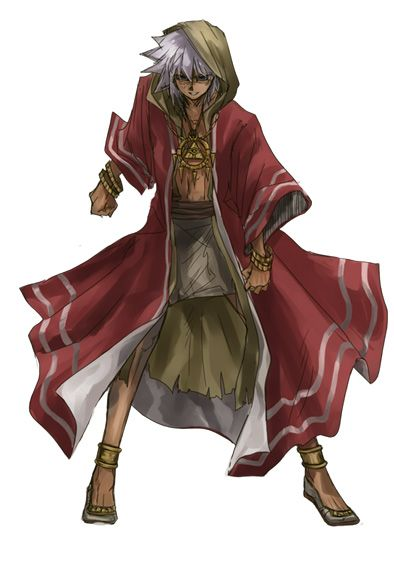 Thief King Bakura <--- he is mine and don't you dare to take him away from me!