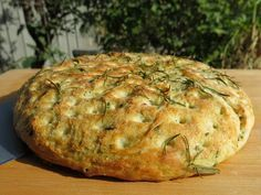 Thermomix Focaccia - only takes 3 minutes to make.