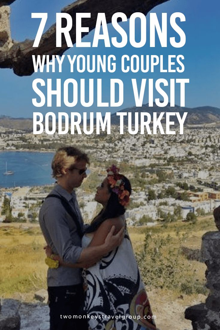 7 Reasons Why Young Couples Should Visit Bodrum Turkey You might think that this isn't the most romantic spot for young couples, but we will prove you wrong. Apart from being one of the cheapest destinations in Europe, it is also safe to visit. We should know because we were invited to see the best of Bodrum, Turkey just a couple of months ago. So yes, we can attest that everything should turn out well and that couples will enjoy what this place has to offer.