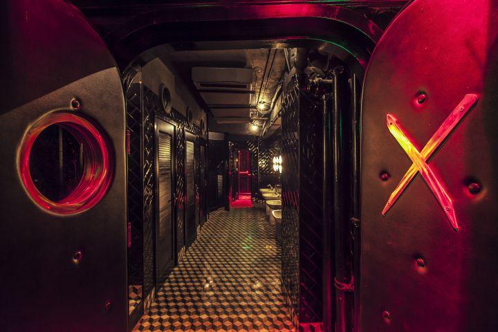 Le Baron nightclub by Storeage, Shanghai – China » Retail Design Blog