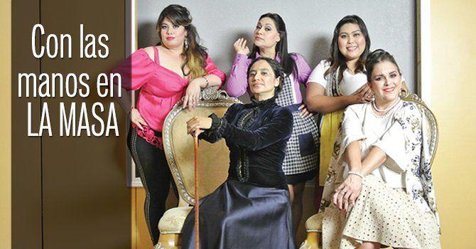 Las nuevas tamaleras un gran proyecto de Talento Bilingüe de Houston