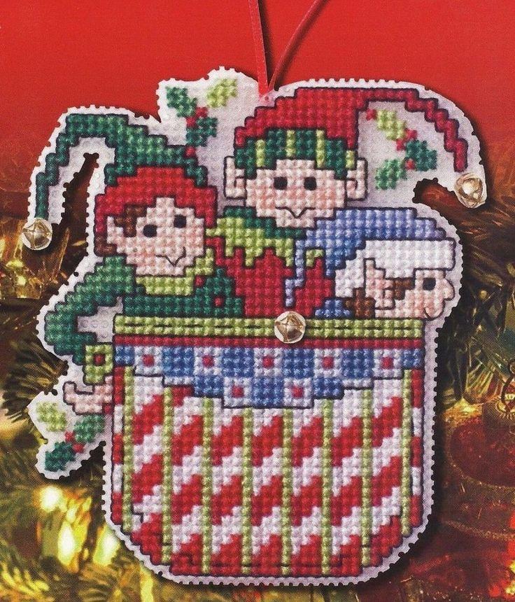 723 best santa elves images on pinterest xmas for Cross in my pocket craft
