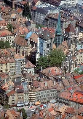 Old City Geneva, Switzerland --- Beautiful place!