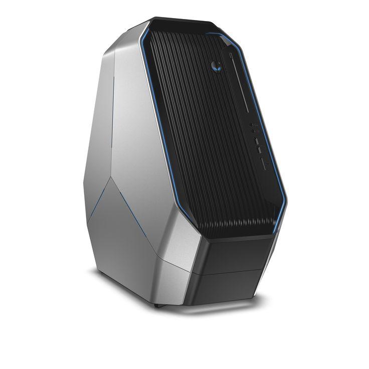 The Alienware Area 51 Desktop New Design
