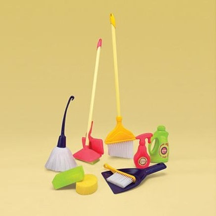 Rays cleaning uses good and high quality cleaning products for better performance.
