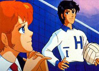 Jeanne et Serge, coup de foudre au match de volley-ball...