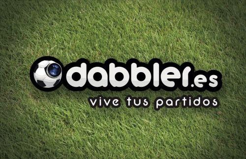 Diseño de logotipo e imagen corporativa para una web de realización audiovisual en eventos deportivos. Kiko Sánchez, 2014
