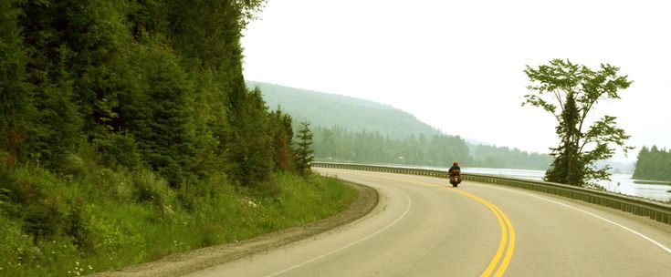 Who Says There's No Good Riding in Ontario? - Here's The Top Ten Roads in Northeastern Ontario - Northern Ontario, Canada