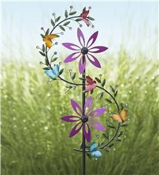 Wind Spinners & Whirligigs | Plow & Hearth