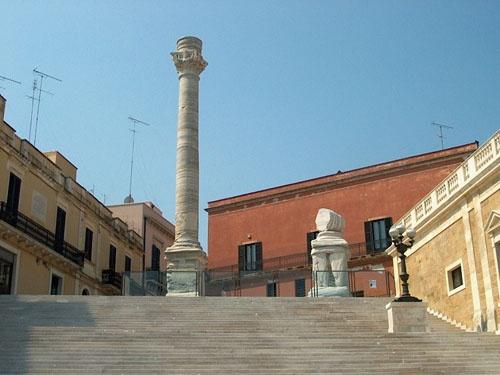 Roman Columns #brindisi #puglia #italy #BRIMD