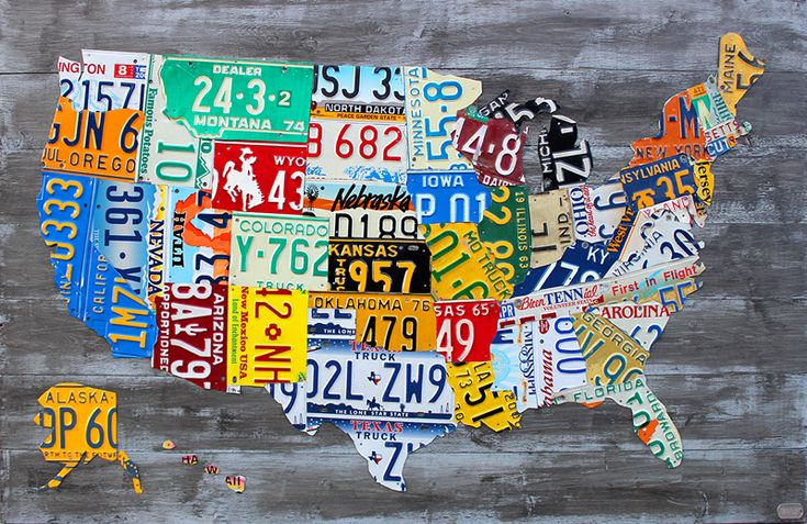 Trivia: Which 3 letters are used the LEAST on license plates? Once you think you know, see if you were correct and learn more below.  http://designturnpike.com/cool_license_plate_trivia.html