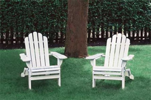 Free Plans to Help You Build an Adirondack Chair: Adirondack Chair Plan from This Old House