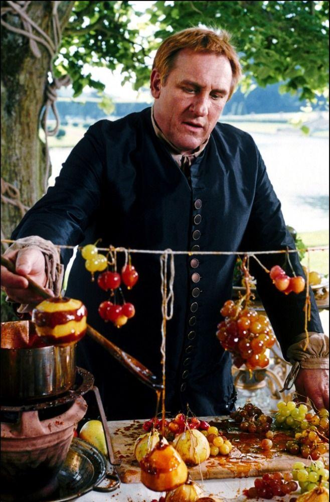 Gerard Depardieu | Celebrities & food