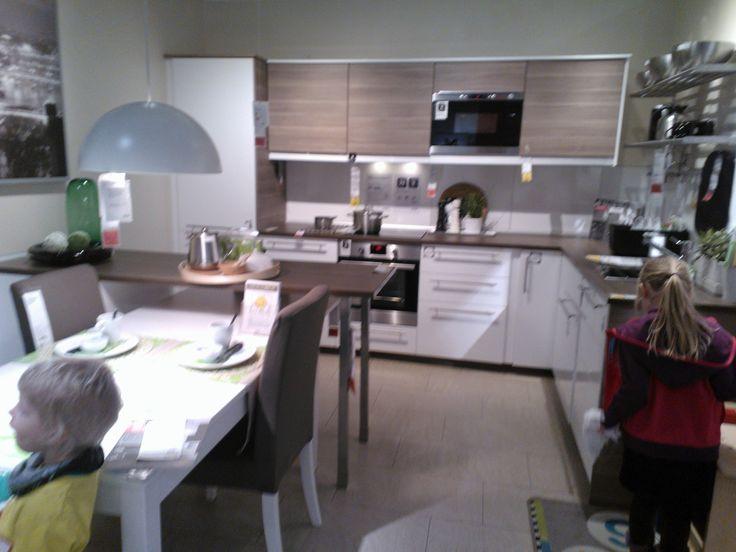 Ikea kitchen line