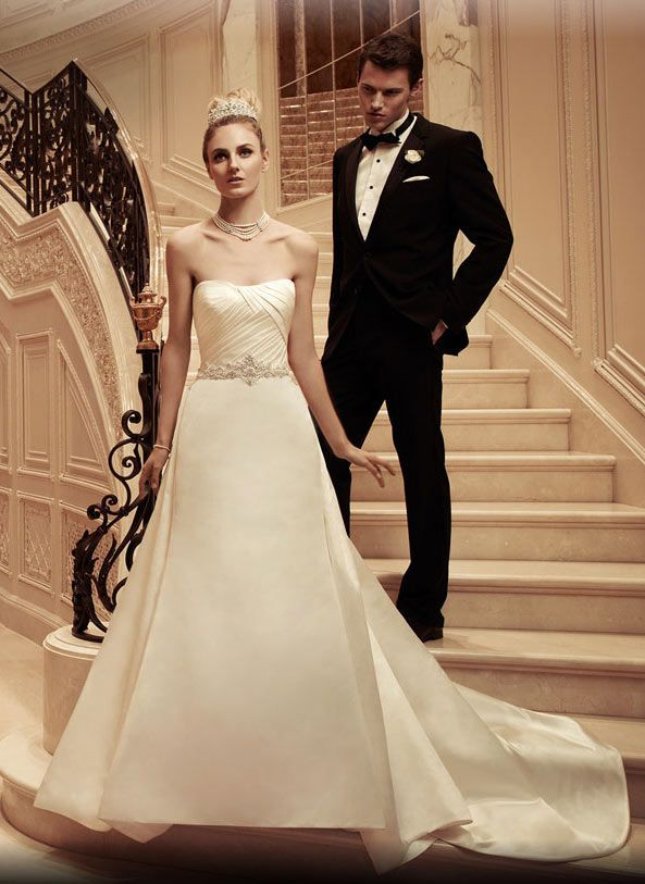 Casablanca wedding dress wedding pinterest for How much are casablanca wedding dresses