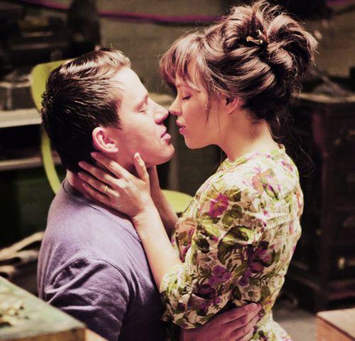 The Vow: Weekend Getaways, Cant Wait, The Vows, Movie Scene, Romantic Movie, Channing Tatum, Favorite Movie, Hair Color, Rachel Mcadams