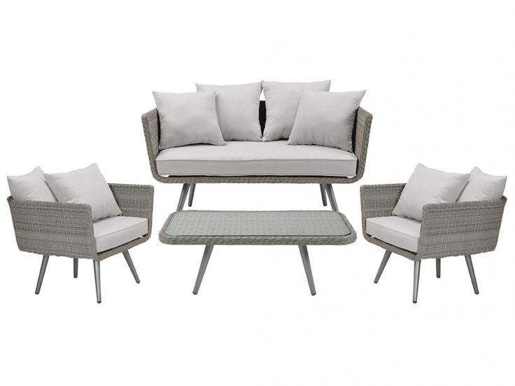 17 meilleures id es propos de salon de jardin promo sur. Black Bedroom Furniture Sets. Home Design Ideas