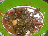 Smoked Turkey, Collard Green and Shrimp Gumbo Recipe : Emeril Lagasse : Recipes : Food Network