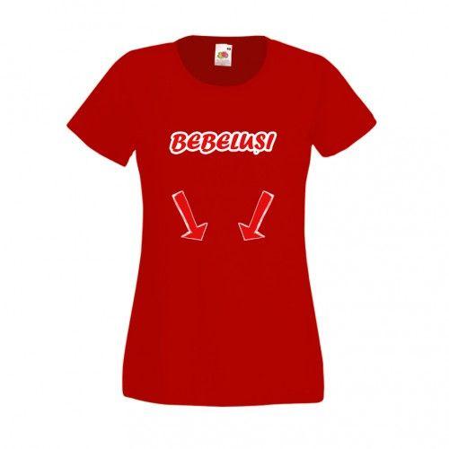Sageti catre bebelusi. Tricou pentru femei insarcinate. Tricouri personalizate pentru gravide.