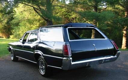 1972 Oldsmobile Vista Cruiser 1972 Oldsmobile Vista Cruiser Station Wagon For Sale | OldRide.com