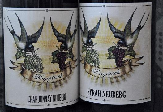 Koppitsch Neuberg 2011 in English from the Swedisch Wineblogger  Magnus Reuterdahl