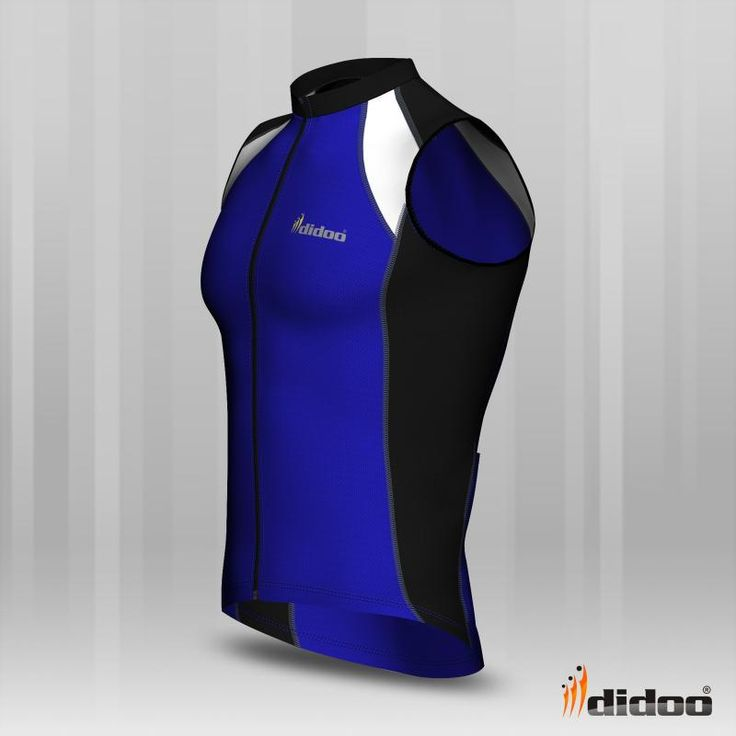 Quick dry, lightweight and breathable Flat stitched panel construction ensures maximum comfort  Full length zipper jersey 3 rear pockets, Ideal for Summer This product is 100% Genuine and come with tags We are using 3D images which are 95% similar to the original one  Colours: Blue and Black panel