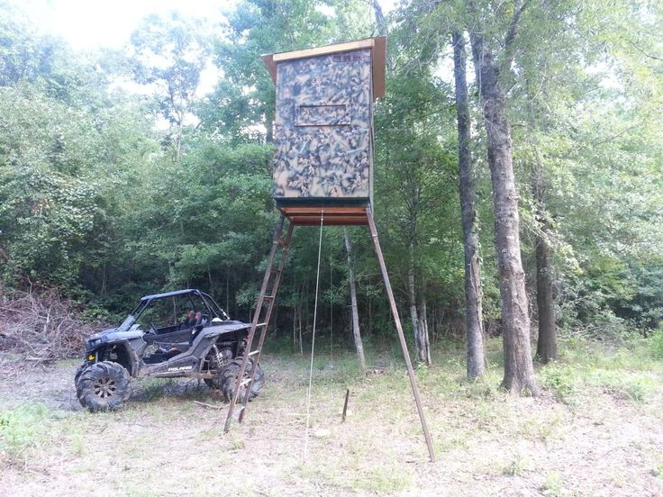 1000 ideas about deer blind plans on pinterest deer for Inside deer blind ideas