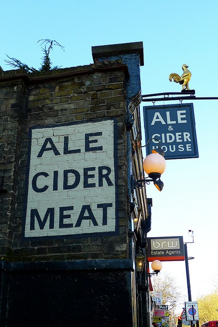 Ale Cider Meat  - Southampton Arms, Kentish Town