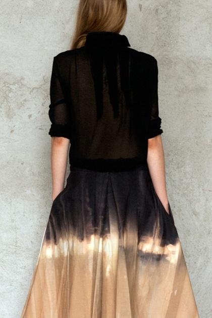 Ioana Ciolacu - AETHER A/W 2012 - LOOKK.com