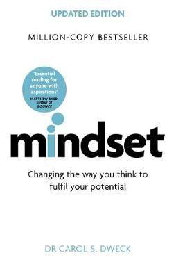 Mindset by Carol Dweck | Angus & Robertson Bookworld | Books - 9781472139955
