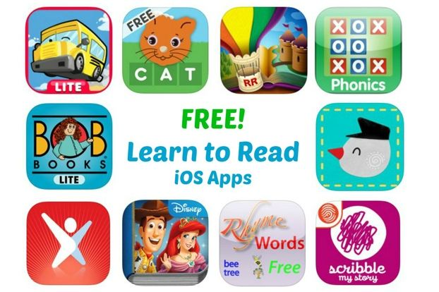 Learn to Read, Write and Spell Pro - iPad/iPhone app for ...