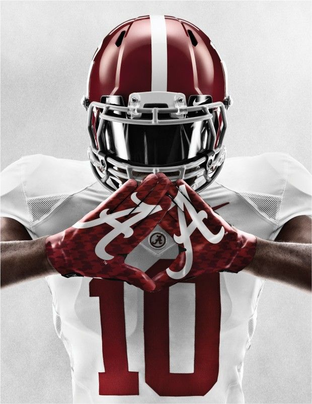 Photos: New Alabama Uniforms for 2013 BCS Championship | Saturday Down South
