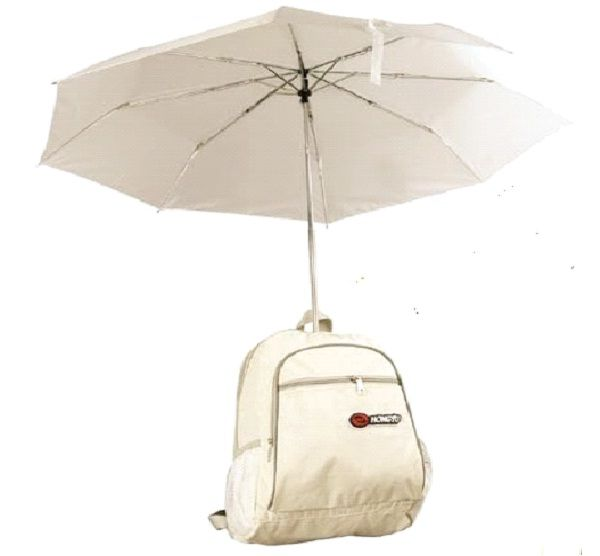 Umbrella Backpack-Creative Backpacks