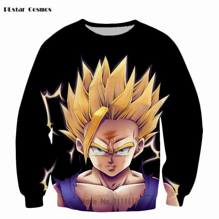 Anime Dragon Ball Z 3D Sweatshirt Angry Character Print Crewneck Pullovers Women Men Long Sleeve Plus size Unique Gifts $ 23.74 and FREE Shipping ( limited time offer )  Tag a friend who would love this!  Active link in BIO  #picoftheday#pinoftheday#dragonball #dragonballz #dragonballgt #dragonballsuper #dbz #goku #vegeta #trunks #gohan #supersaiyan #broly #bulma #anime #manga #naruto #onepiece #onepunchman ##attackontitan #Tshirt #DBZtshirt #dragonballzphonecase #dragonballtshirt…