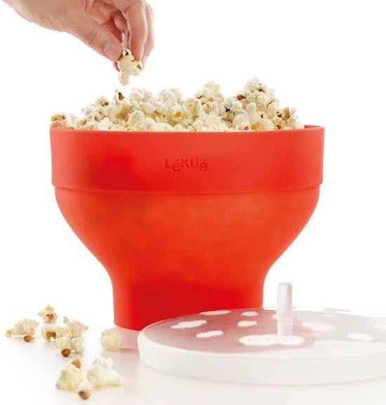 Lekue Popcornmaker
