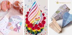 Berceau Magique vous montre comment créer une invitation anniversaire originale , mais aussi nos modèles d'invitation gratuits à imprimer !