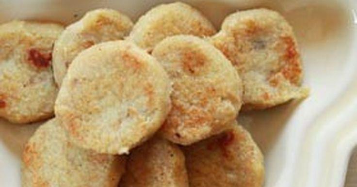 【離乳食後期】魚のきなこ団子 by mogcook [クックパッド] 簡単おいしいみんなのレシピが257万品