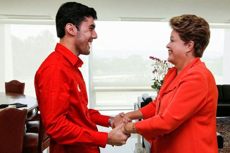 """RN POLITICA EM DIA: """"DILMA BOLADA"""" RECEBERÁ R$ 200 MIL POR MÊS PARA MA..."""
