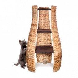 Rascador Para Gatos Torre De Juegos 3 Niveles Catit Hideaway