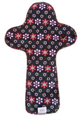 Moon pads maxi flowers mix 1ks