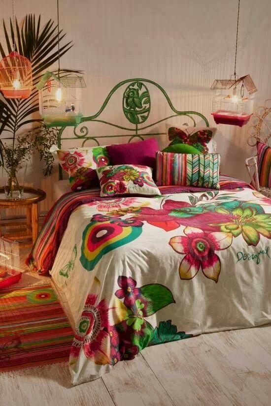 Bettwäsche Von Desigual Im Offiziellen Store Desigual Bed Color