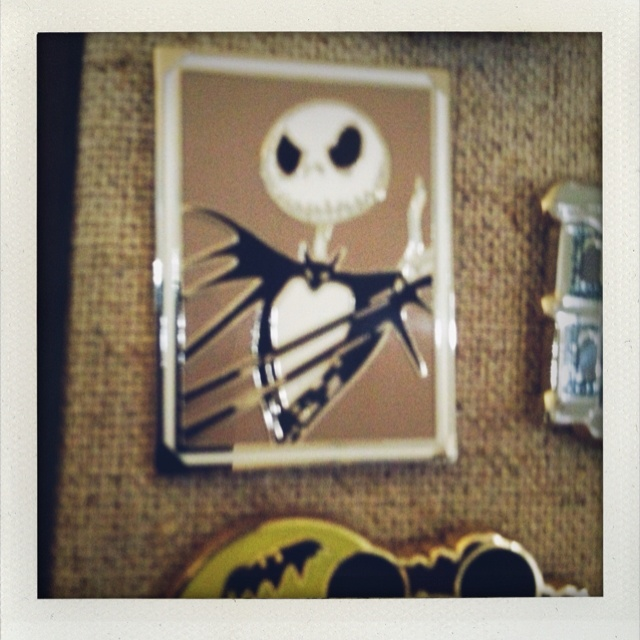 Jack Skellington - $1 Mystery Pin