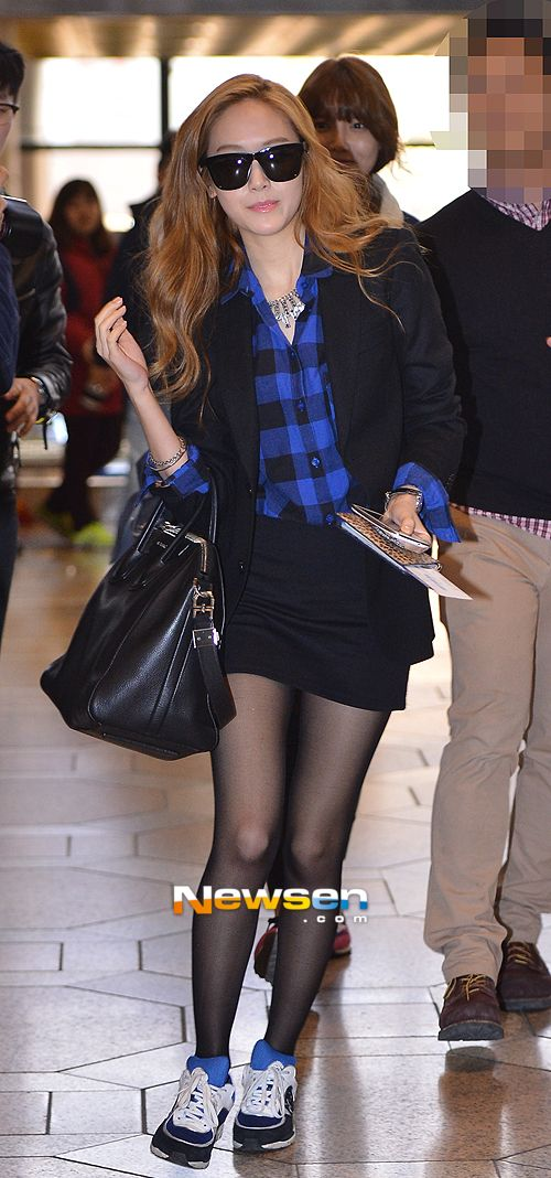 21 Best Images About Jessica Jung 39 S Airport Fashion 2013 On Pinterest