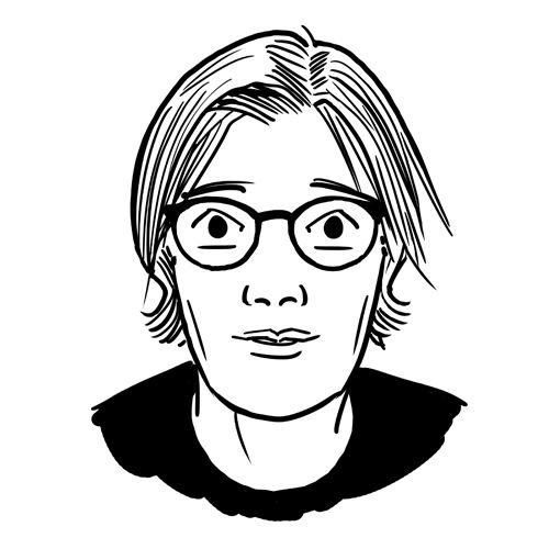 Here's the newest addition to our superb squad of illustrators: MIKA LIETZÉN!! Mika is an artist who can surely master his ligne claire :)