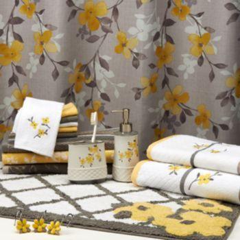 Spring Garden Bath Accessories