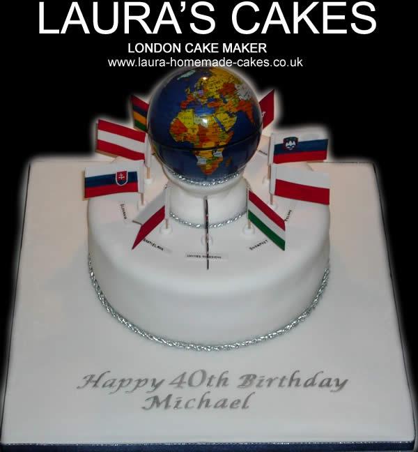 Birthday Cakes Walton On Thames