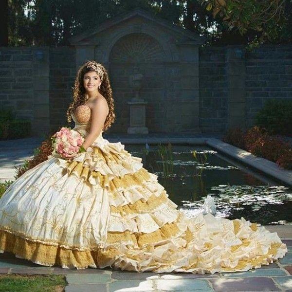 Adan Terriquez S Passion For Quincea 241 Era Dresses Disney