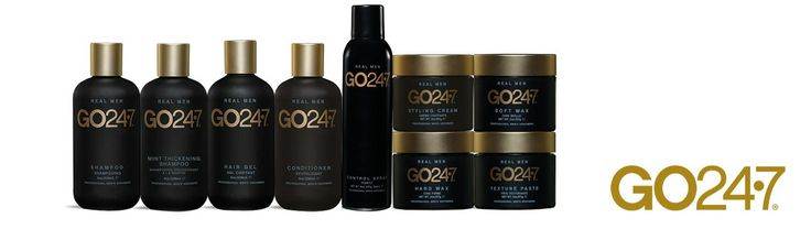 UNITE GO24-7 offers a range of hair care and skincare essentials to help every man create his own iconic style. http://www.go247men.com/products