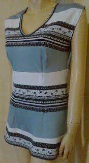 Manócska újjávarázsló ötletei: Megunt pólókból vágott csíkok, új miniruha, tunika...